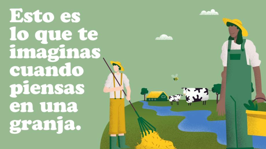 Greenpeace macrogranjas