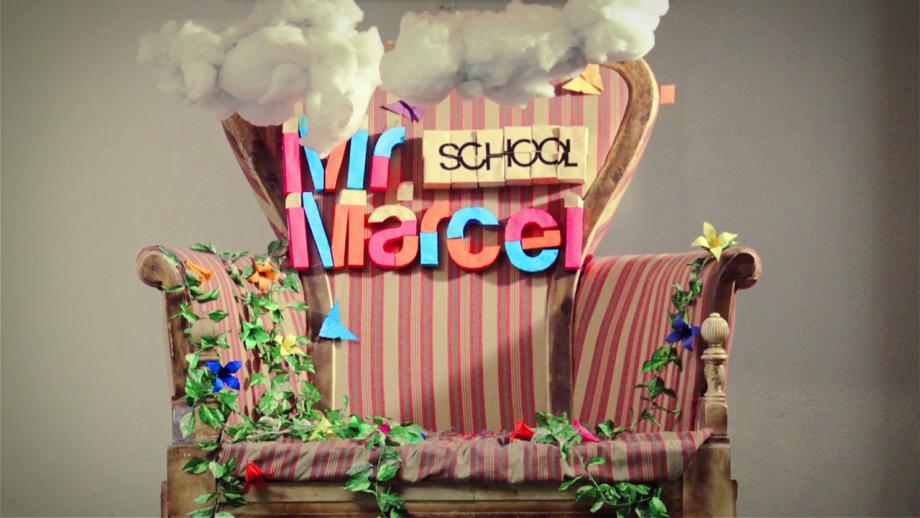 Mr. Marcel School portada